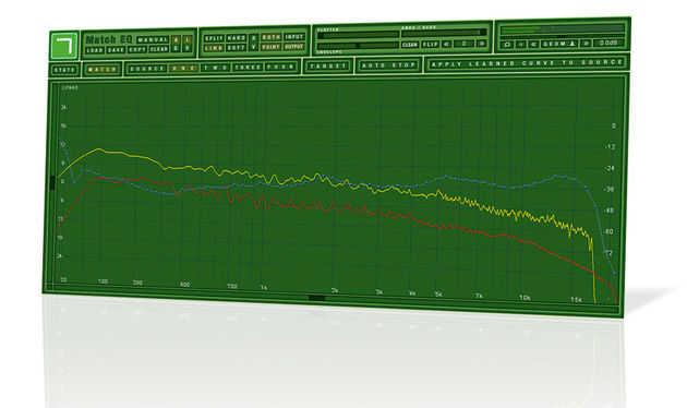 Axis Plugins Match EQ