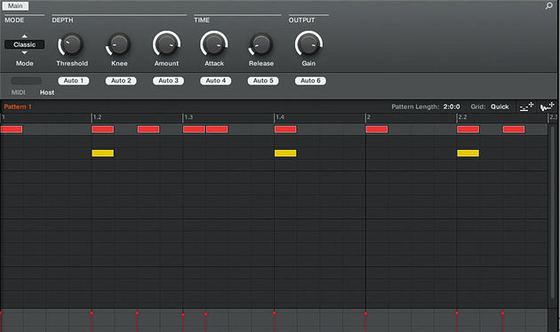 At long last, plugin hosts can send automation data direct to instrument/effect parameters in Maschine!