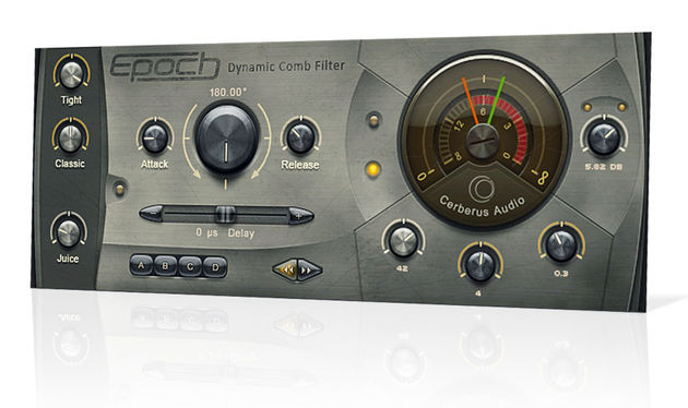 Epoch works by introducing a tiny delay that creates a comb filtering effect, but a dynamically controlled one
