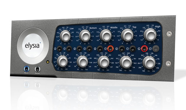 The calibration and design - lifted directly from its hardware parent, of course - make for a wonderfully flexible, smooth EQ