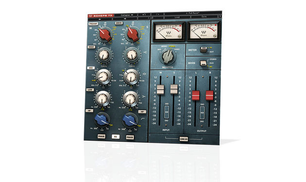 "Aside from the famous ""upside-down"" Neve knobs, Scheps 73 is supremely easy to use"