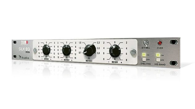 Acustica Audio Silk EQ2