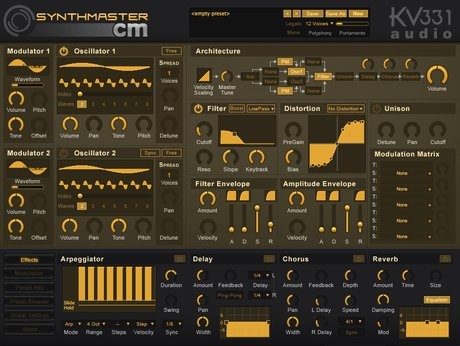 Synthmaster cm