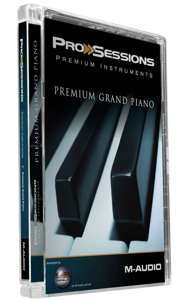M-Audio's Premium Grand Piano