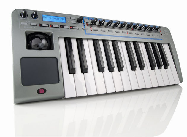 The XioSynth is a synth, MIDI controller and audio interface in one.