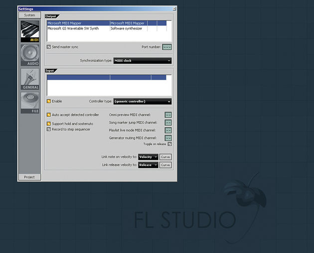 FL Studio's control surface support isn't really up to scratch.
