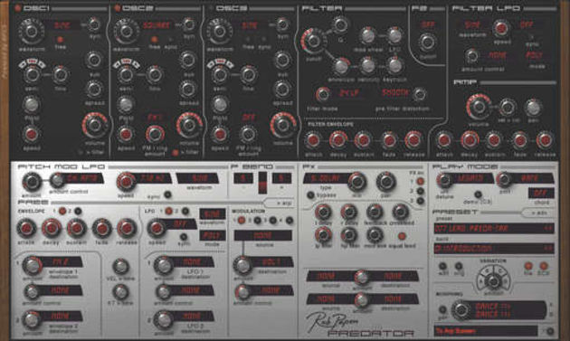 A big, ballsy synth sound for under £100? You betcha!