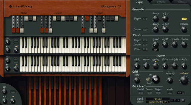 Organ 3 offers a host of new features and cool presets!