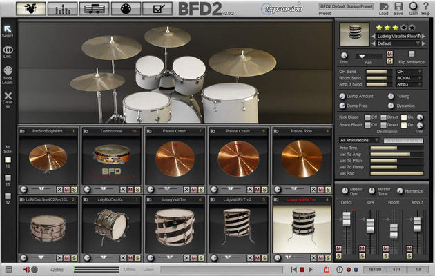 A redesigned interface is just one of the new features in BFD2.