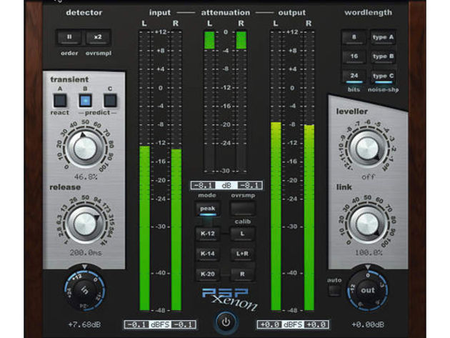 Xenon could become a go-to plug-in when you're mixing.