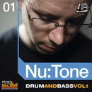 Loopmasters Nu:Tone – Drum and Bass Vol 1
