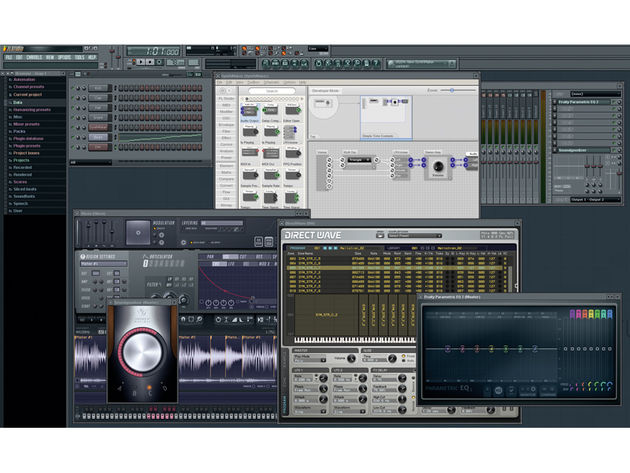 FL Studio 8 gives users plenty of new toys to play with.