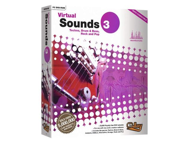 Virtual Sounds 3 is a mixed bag.