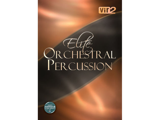 High quality orchestral percussion.