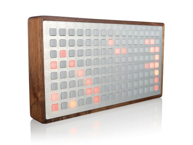 The monome is quite unlike any other controller on the market.