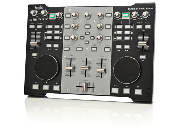The DJ Control Steel should be able to withstand plenty of punishment.