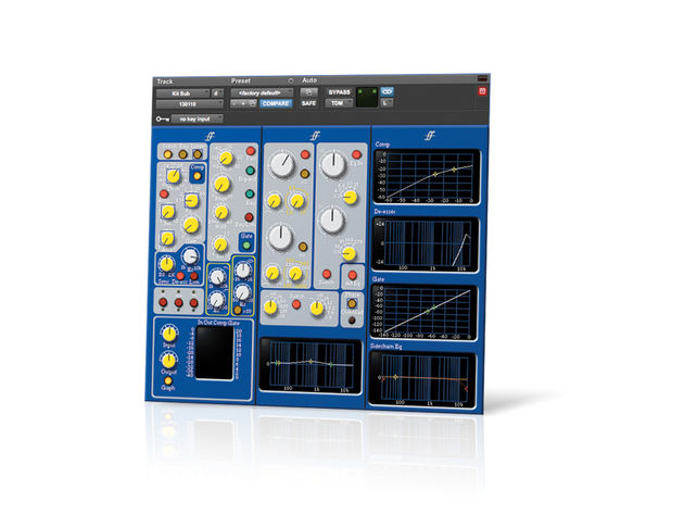 The Forté Suite comprises several plug-ins.
