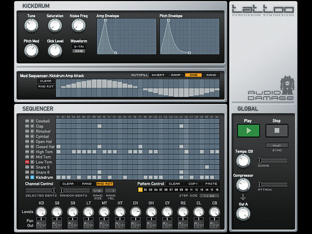 machine vst