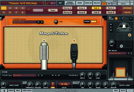 Amplitube 3