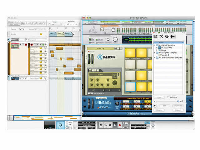 Propellerhead Software Reason 5 (£300)