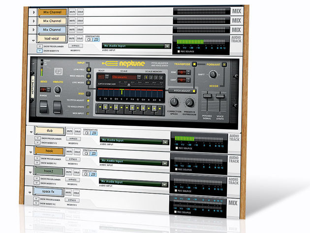 Propellerhead Software Record 1.5 (£235)