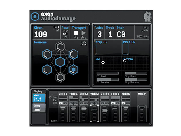 The Neuron Sequencer is the beating heart and most novel element of Axon.