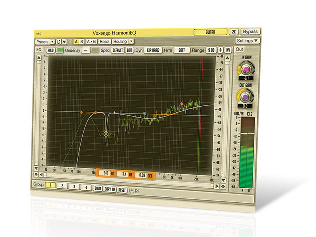 More than your standard digital parametric plug-in.