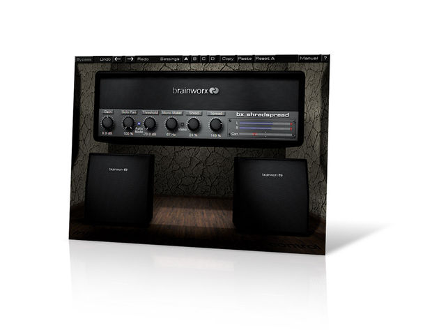 Don't let the amp-like appearance fool you, there's no amp sim features here.
