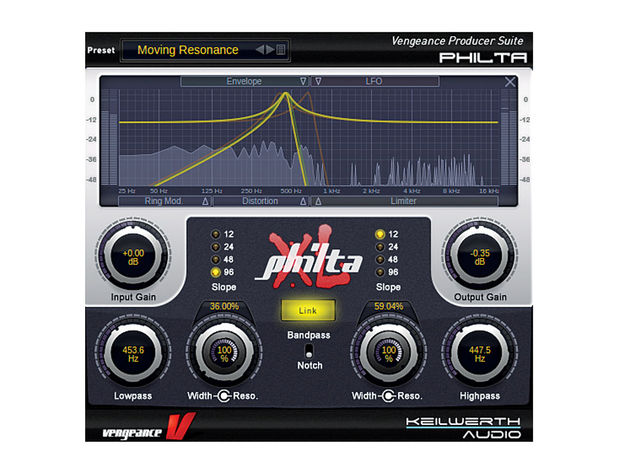 Vengeance-Sound Philta XL (£40)