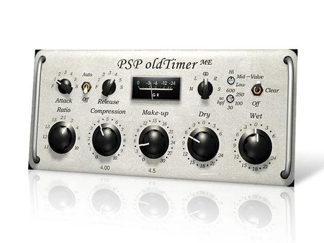 The ME version brings an expanded control set to this top-notch compressor.
