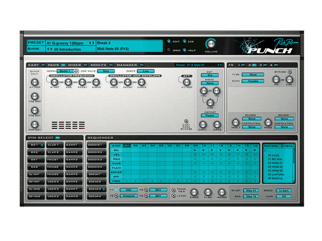 Rob Papen Punch (£125)