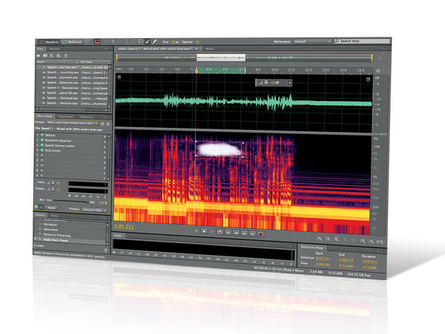 Adobe Audition CS5.5 (£334)