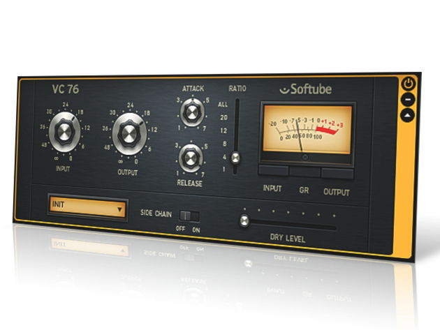 A huge range of 1176 sounds is available on this PC and Mac plug-in.