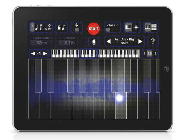 Wizdom Music SampleWiz (£6.99)