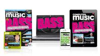 Computer Music 186, January 2013 - BASS - On sale now