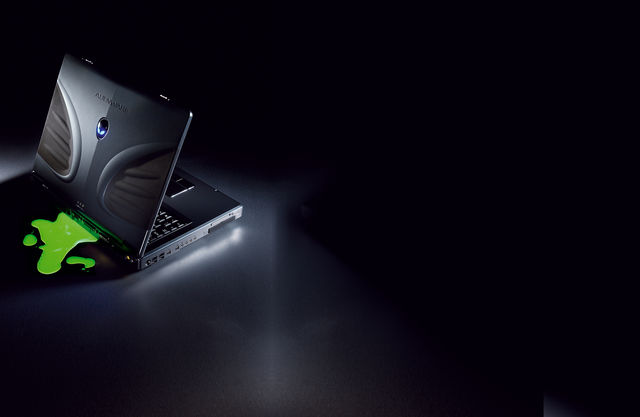Alienware's distinctive looks are a love-it-or-hate-it thing