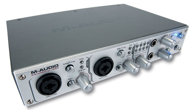 The Phase X24 has two FireWire ports.