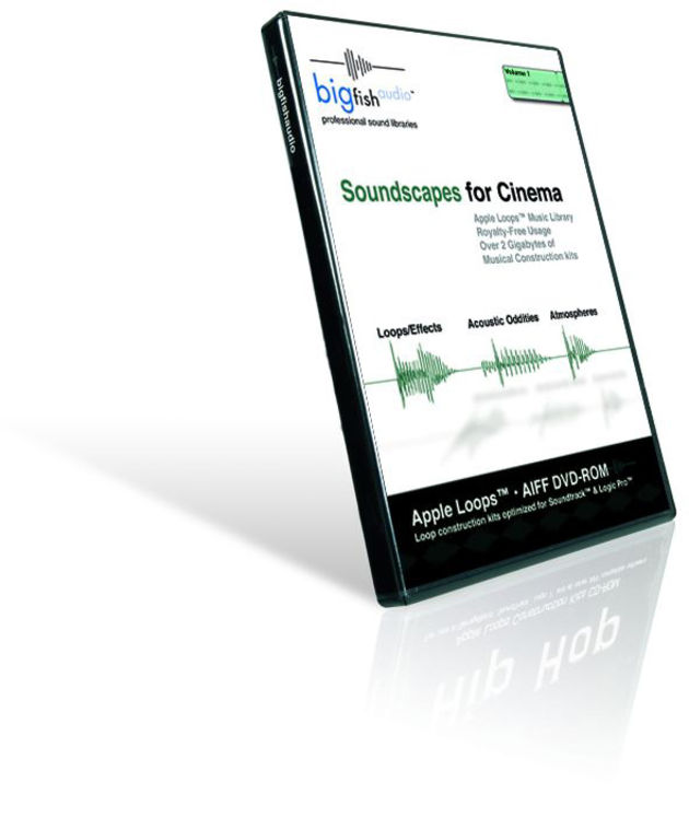 From the screen to your studio, it's all the sounds a film composer will ever need