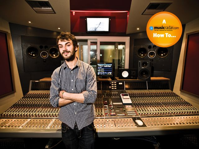 Matt Wiggins was part-way through a music degree when he landed his current job