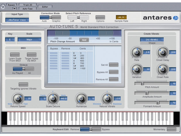 Auto-Tune can be used both correctively and creatively.