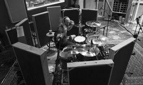 Petit kit de survie du batteur en tournée
