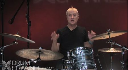Gregg Bissonette plays Fool In The Rain, Led Zeppelin