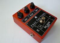 Red Jasper RJ-1V Overdrive pedal