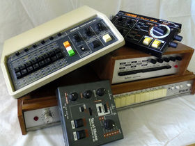 Like Future Music on Facebook for a free vintage drum boxes sample pack