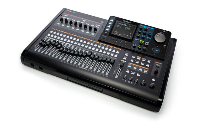 The DP-32 aims to be a 'studio in a box' like previous Portastudios, but also has the option to transfer files to a DAW