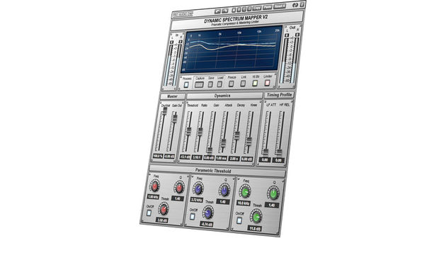 Pro Audio DSP Dynamic Spectrum Mapper V2