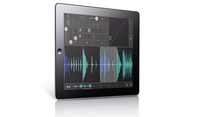 Samplr's seven multi-touch play modes each offer different approaches, all of which are useful and genuinely musical