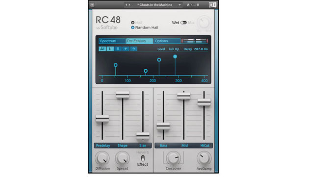 Native Instruments Reverb Classics (PC/Mac, 199€)