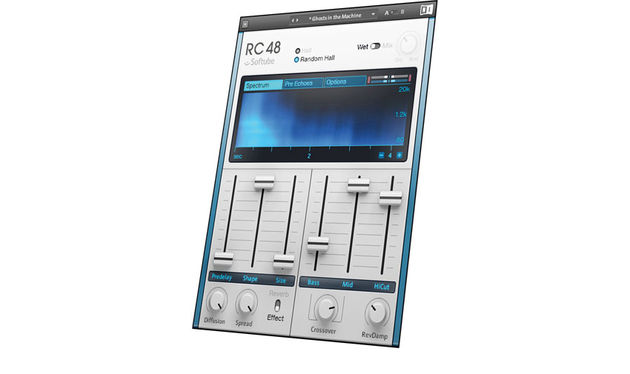 NI's Reverb Classics bundle consists of the enigmatically-named RC 24 and RC 48 plug-ins, which are also available separately