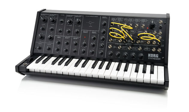 Korg has really done an amazing job recreating the MS-20 so authentically